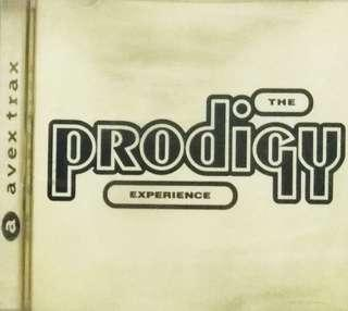arthcd THE PRODIGY Experience CD
