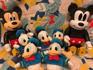 Donald Duck toys