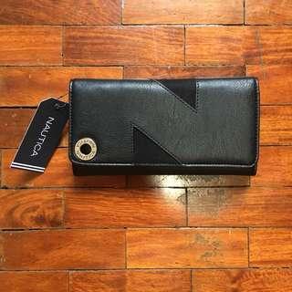 Nautica Black Wallet
