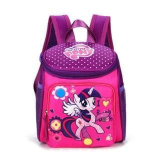 MY Little Poney Backpack ( School bag )