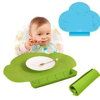 Kids Silicone Table Mat Brand new