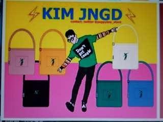 WTB Kim Joungdae Fan merch
