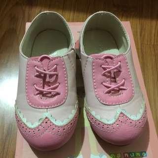🚚 麗嬰房 女童鞋 皮鞋