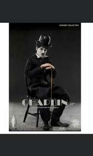 CHARLIE CHAPLIN DOLL THE TRAMP SILENT FILMS ZCWO ZC WORLD FIGURE 1/6