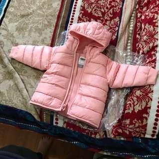 OLD NAVY 女童外套 12-18m