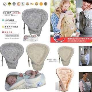 外貿美單揹帶專用嬰兒保護墊ergo baby