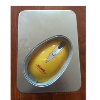 DHL-光學滑鼠/USB隨身碟組