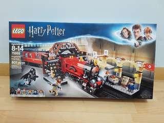 Lego 75955 Hogwarts Express Harry Potter Dementor - brand new MISB box has crease