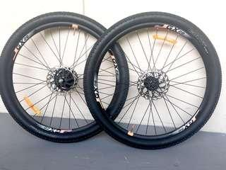 """Used Bicycle Components — GIANT GX28 Wheelset 27.5"""""""