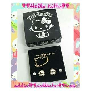 Hello Kitty jewelry set