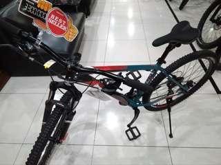 Sepeda Polygon cascade 4, bisa kredit