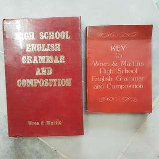 [USED] HIGH SCHOOL ENGLISH GRAMMAR AND COMPOSITION