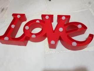 Love Light Display