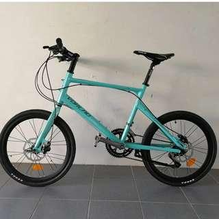 XDS VORLADA 20 inch mini velo for sale with shimano 2400 groupset