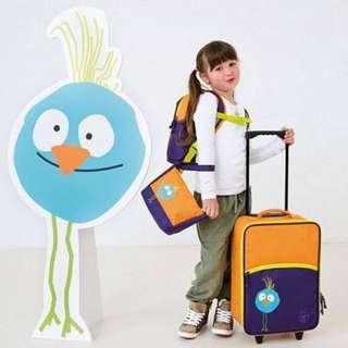 Germany Lassig kids luggage