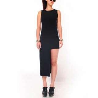 🚚 Irregular Maxi Dress