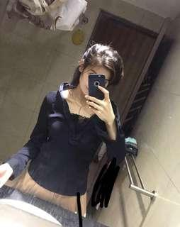 long top / blouse