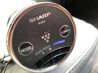 Sharp汽車空氣清新機