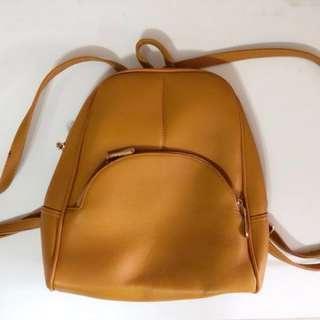 Bag Pack (Mustard)