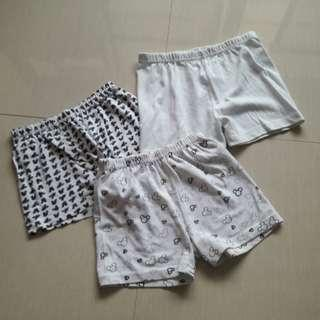 Mickey Shorts Bundle