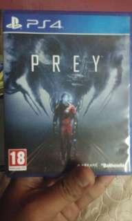 Ps4 Game PREY