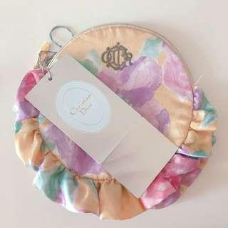 Vintage Dior logo color pouch 彩色小包包