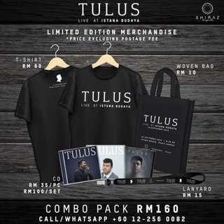 Limited Edition TULUS Merchandise