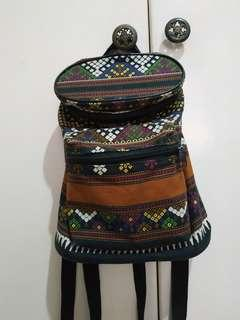 Aztec backpack (small)