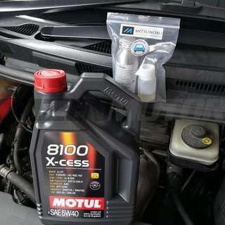 Car Servicing & Repairs [MOTUL Authorised Workshop]