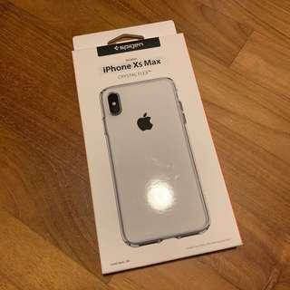 Spigen Crystal Flex for iPhone XS Max