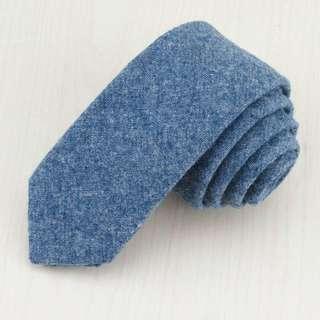 New Sapphire Tie