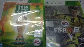 Xbox360fifa17, world cup