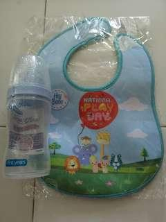 Bottle plus bibs