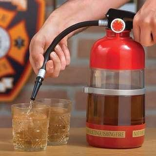 "🚚 ""FIRE EXTINGUISHER"" DISPENSER"