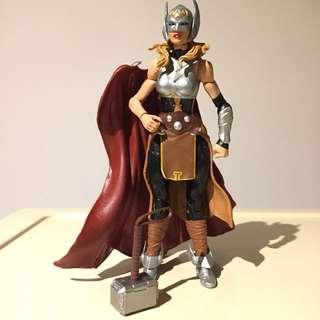 "6"" Marvel Legends Lady Thor Jane Foster"