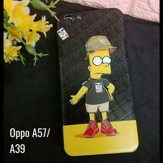 Nillkin Frosted Hard Case Oppo A39 A57 Gold Daftar Harga Produk. Spesifikasi Oppo A39 Source · Bart Simpson Soft Back Case for Oppo A57 A39