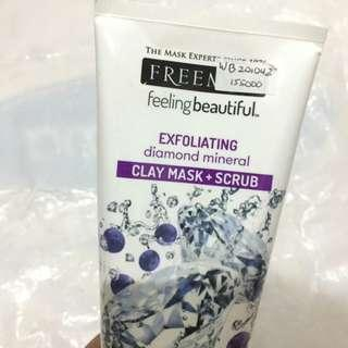 Freeman exfoliating diamond masker
