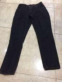 Jeans merk secound red