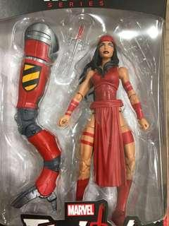 "6"" Marvel Legends Elektra Brand New MISB [ Spider-Man SP//DR wave ]"