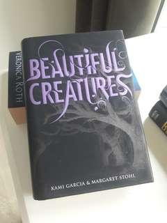 {Hardcover} Beautiful Creatures by Kami Gracia & Margaret Stohl