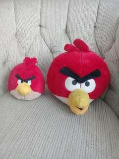 Angry Bird Doll