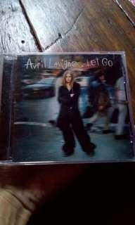Avril Lavigne LET GO, UNDER MY SKIN
