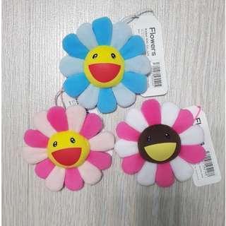 [LAST PIECE] Murakami Flower Key Chain