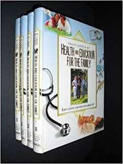 Encyclopedia of Health and Family Education 4 vol. Set
