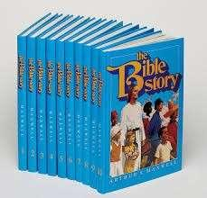 Bible Stories 10 volumes set