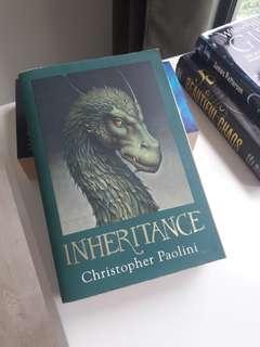 [Eragon Series] Inheritance by Christopher Paolini