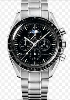 Omega speedmaster Moonphase*CHEAPEST IN THE WORLD*