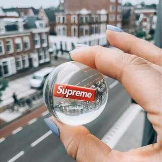 [NEW] Supreme Logo Bouncy Ball