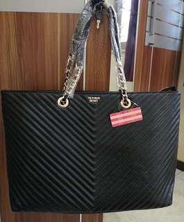 Victoria's Secret Chain Tote Bag