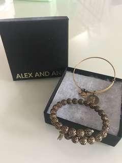 Authentic Alex and Ani Bangles